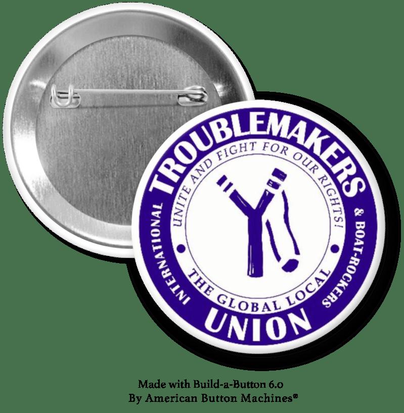 Trouble Makers Union Blue