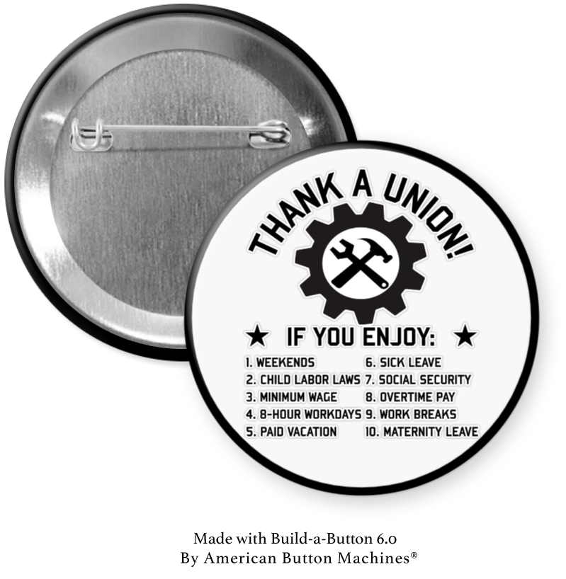 Thank A Union, Kill A Scab
