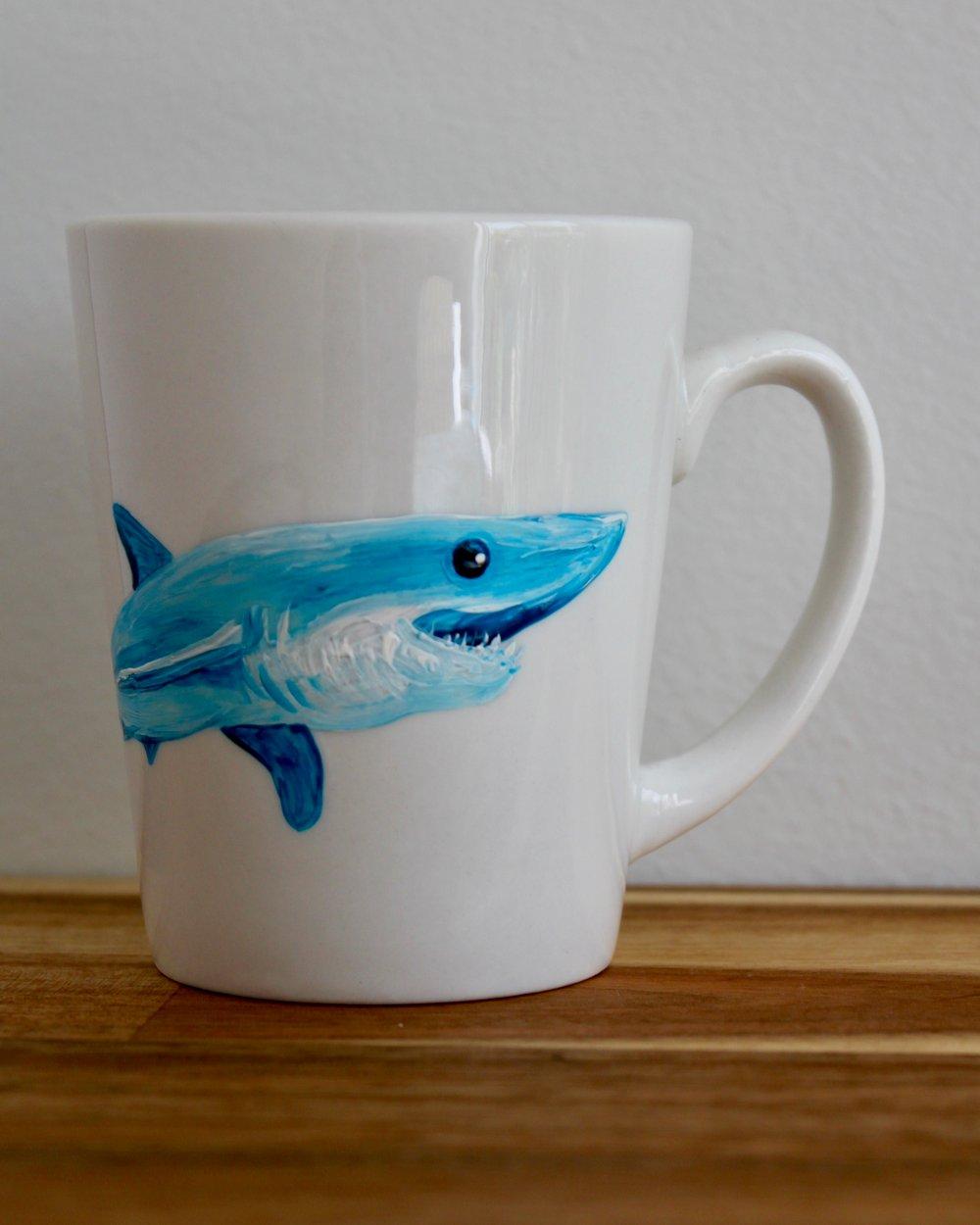 Mako Shark Mug