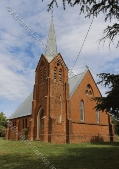 Image of T42 St Peter's Anglican Church Rockley - NEW!