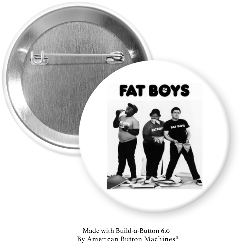 Collections Collection: Time To Get Fat Boys