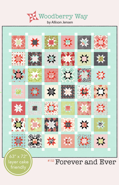 Image of Forever and Ever PAPER Pattern