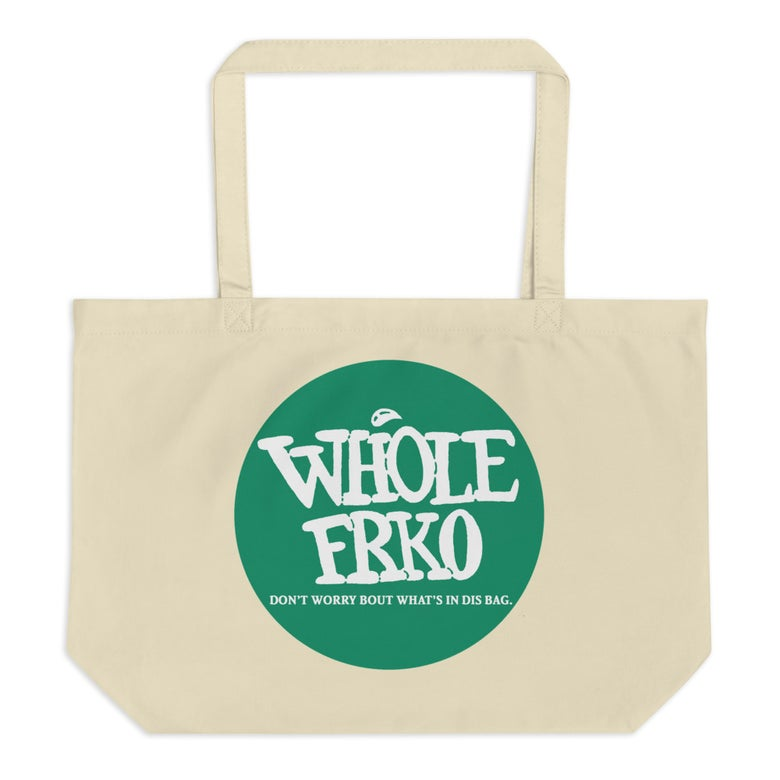 Image of WHOLE FRKO TOTE BAG