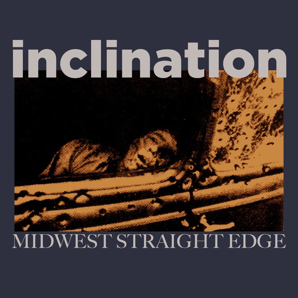 "Image of Inclination ""Midwest Straight Edge"" 12"""