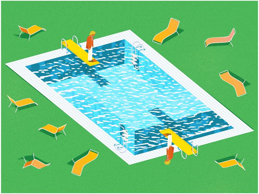 Image of Pool tribute