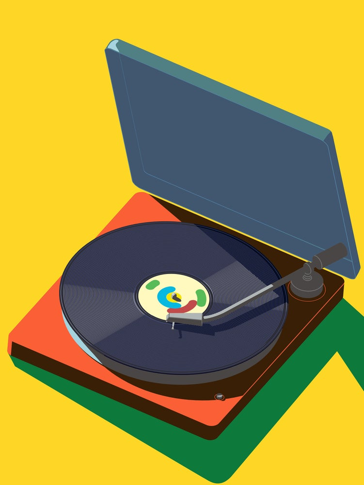 Image of Turntable