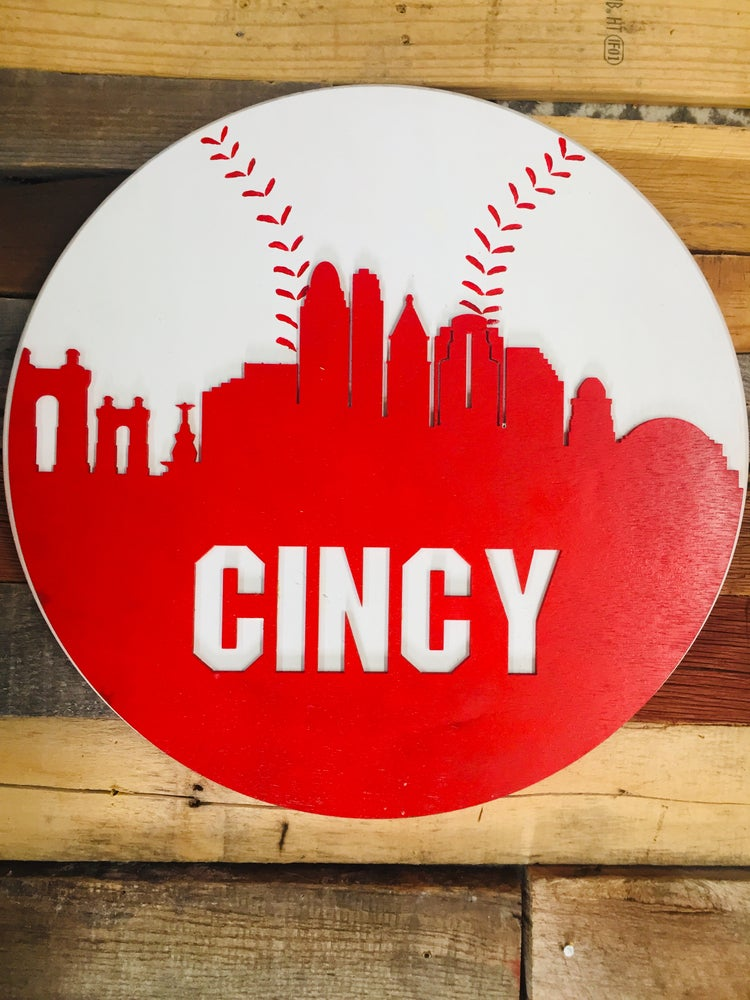 Image of Cincy Baseball