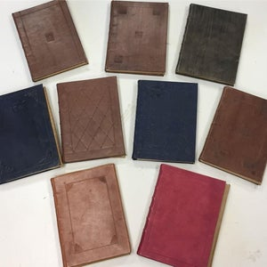 Image of Level 3 - AUGUSTUS - Full Leather Binding - 12th & 13th June 2021
