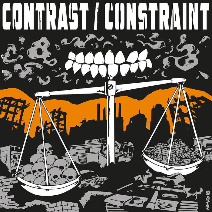 "Image of Contrast / Constraint ""LDB Vol. 1"" 7"""