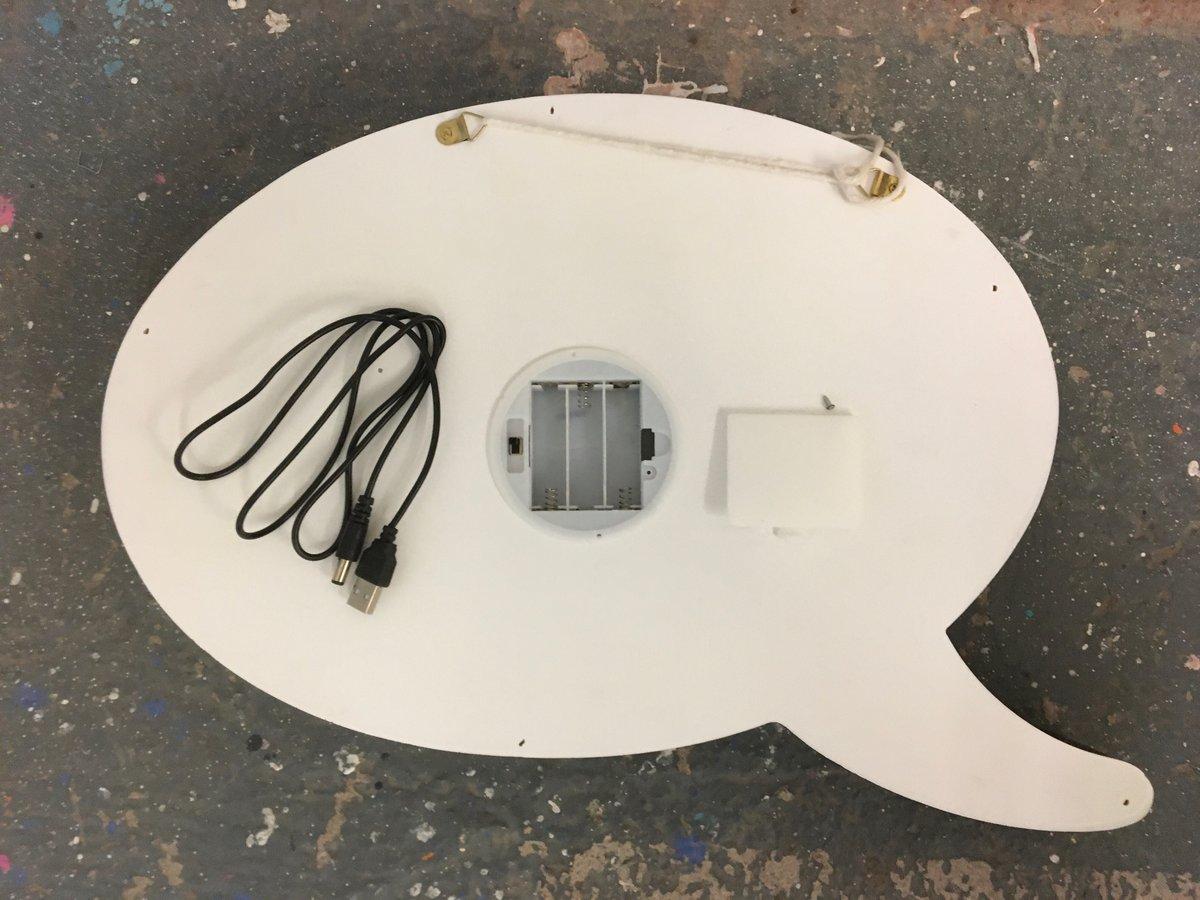 LED Liskbot