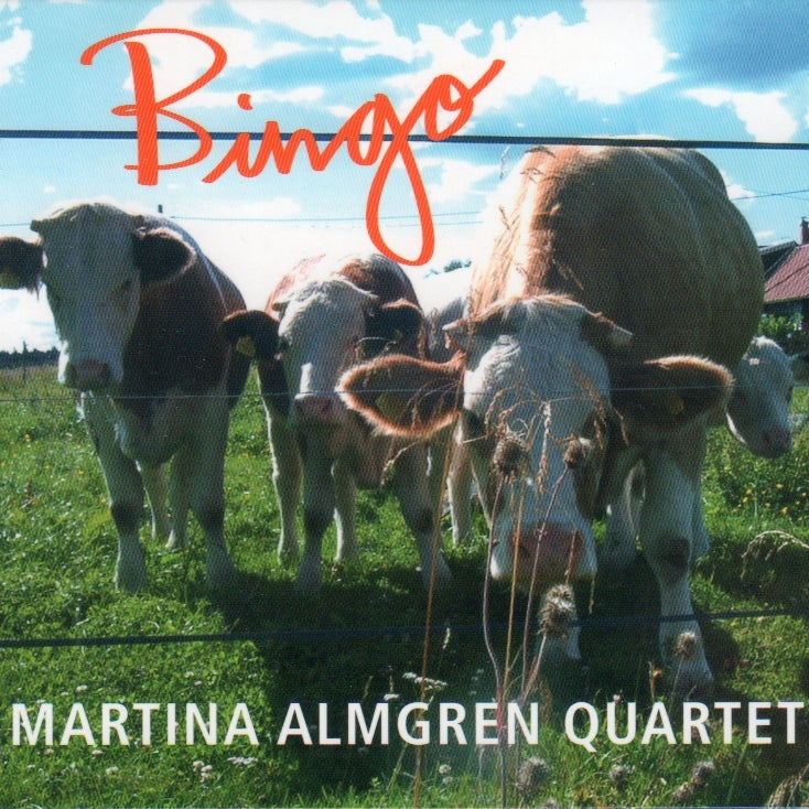 Image of BINGO - Martina Almgren Quartet