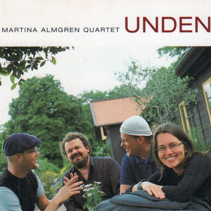 Image of UNDEN - Martina Almgren Quartet