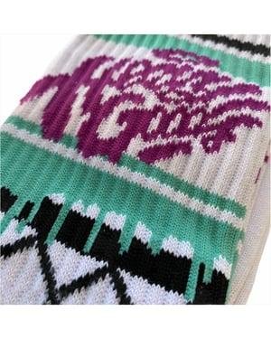 Image of Heavy Goods Chain Link Socks
