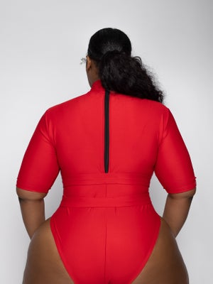 Image of JOLIE ONE PIECE (RED)
