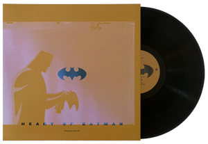 "Image of Makeup And Vanity Set ""Heart of Batman"" Vinyl"