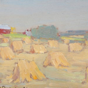 Image of 1951, Swedish Landscape, Oil Painting, Carl Anderson