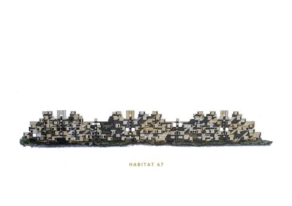 Image of Habitat 67