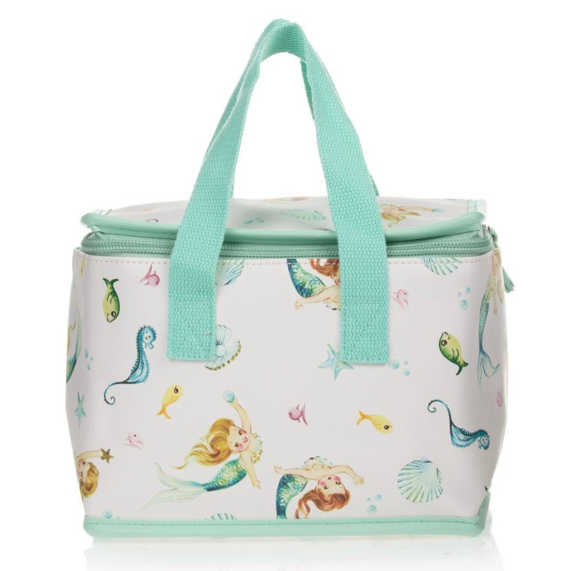Image of MERMAID LUNCH BAG - CAN BE PERSONALISED