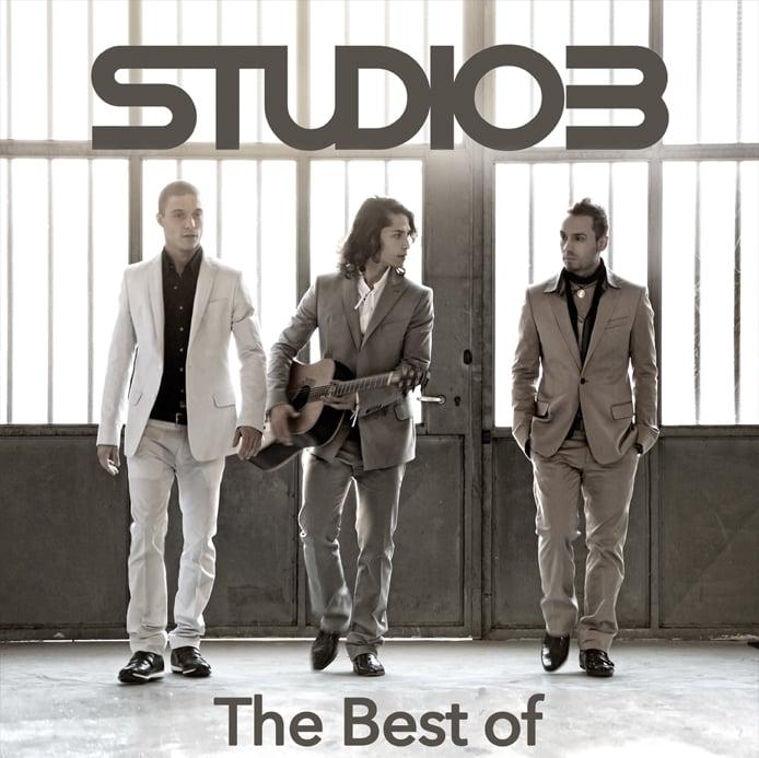SAI10016 // STUDIO 3 - THE BEST OF (VINILE COLORATO BIANCO 33 GIRI)