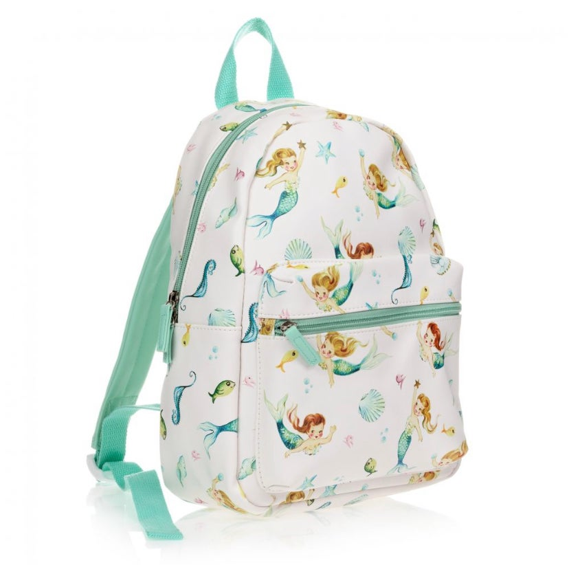 Image of MERMAID BACK PACK - CAN BE PERSONALISED