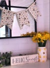 Small Polka & Bee Garland