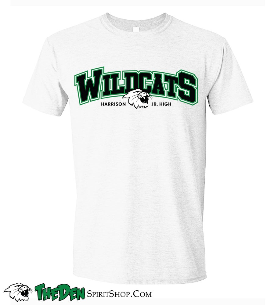 Image of 8th Grade Harrison Junior School - Tshirt Only