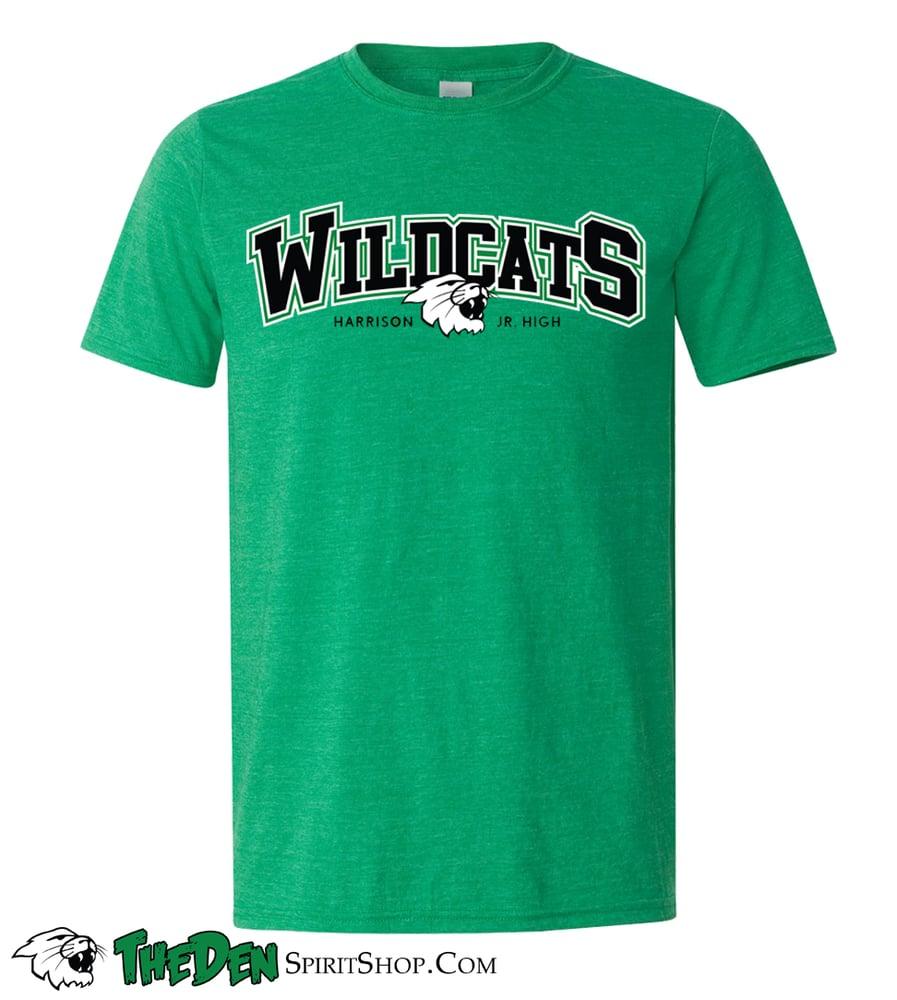 Image of 6th Grade Harrison Junior School - Tshirt Only