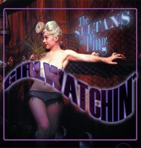Image of Girlwatchin' CD Single
