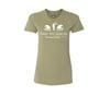 Women's T-shirt Light Olive