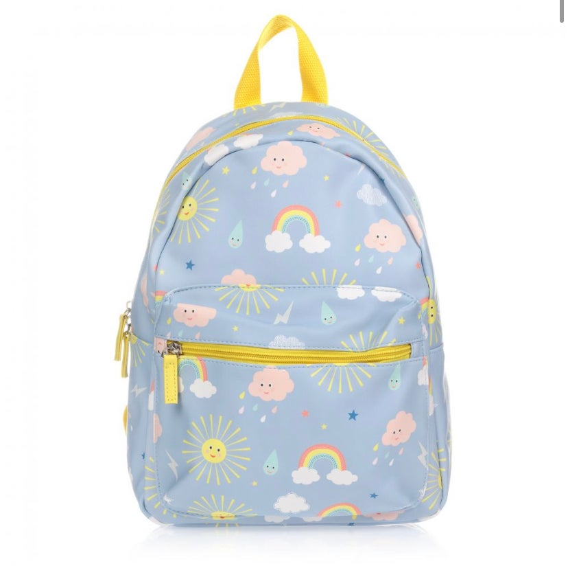 Image of SUNSHINE BACKPACK - CAN BE PERSONALISED