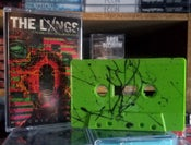 Image of THE LUNGS 'PSYCHIC TOMBS' CASSETTE (U.S. IMPORT)