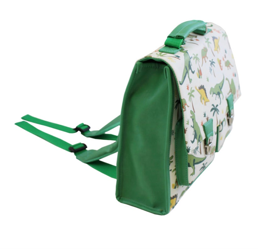 Image of DINO SATCHEL - CAN BE PERSONALISED