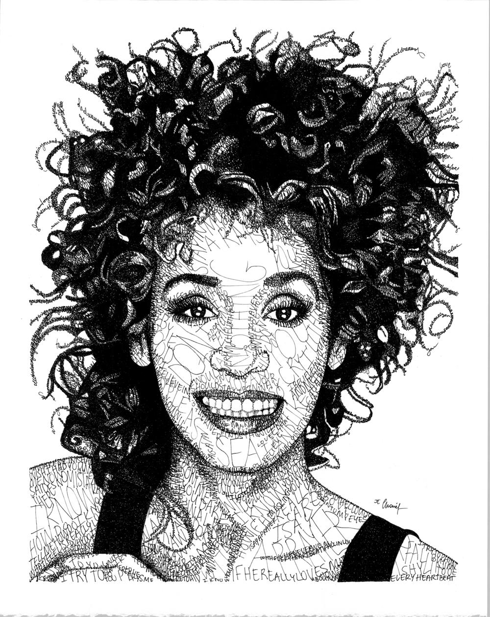 Image of Whitney Houston