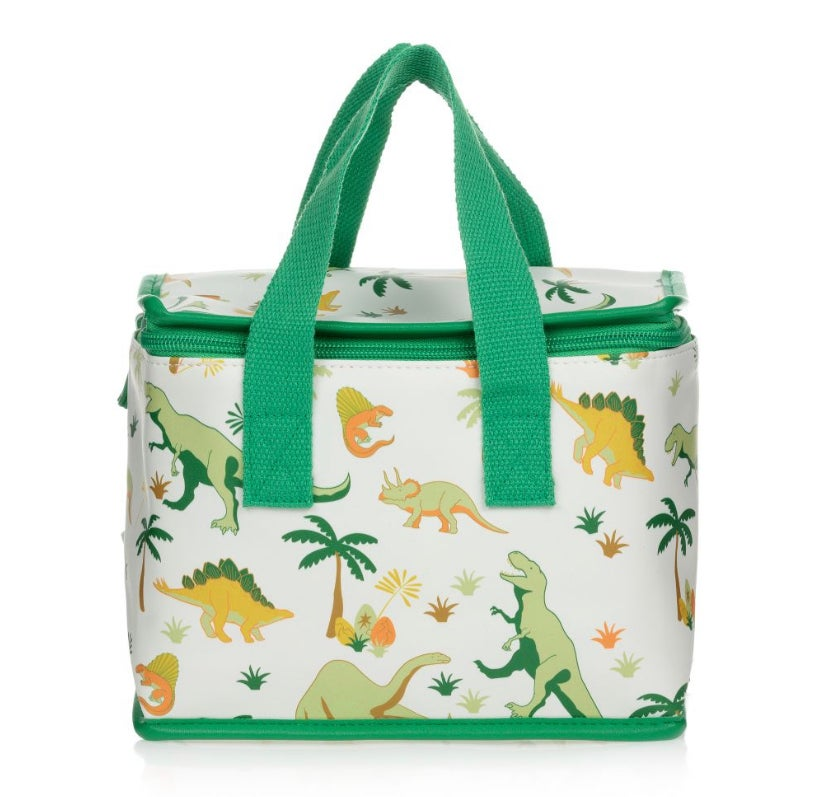 Image of DINO LUNCH BAG - CAN BE PERSONALISED