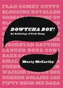 Image of Dowtcha Boy! - An Anthology of Cork Slang