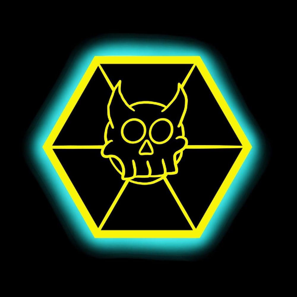 """Reaper Talisman"" (Murder Variant) Enamel Pin (Pre-Order)"