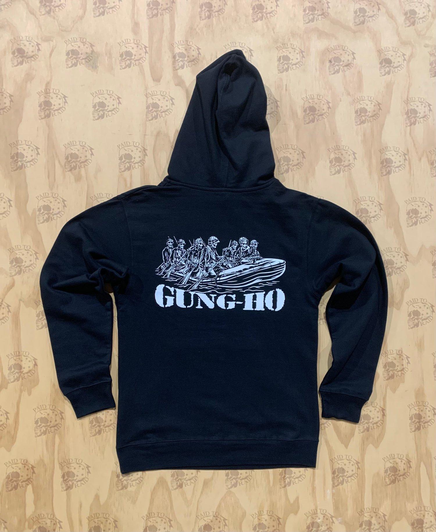 Image of Gung Ho Hoodie