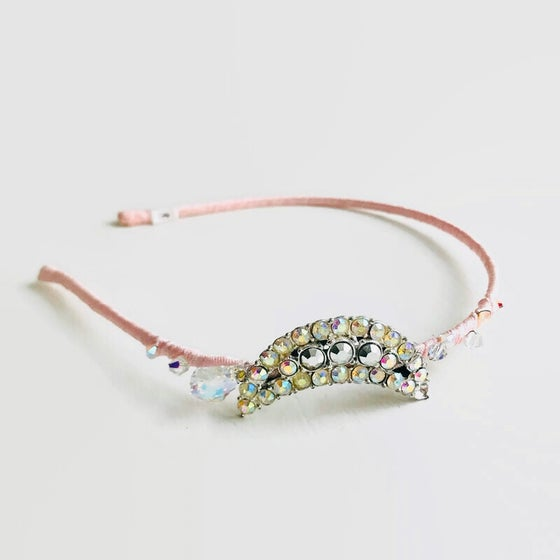 Image of Vintage Jewellery Hairband