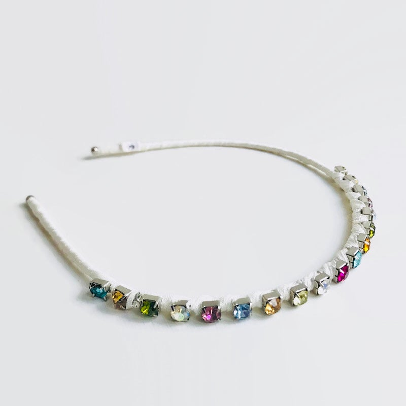 Image of Vintage Jewellery Hairband