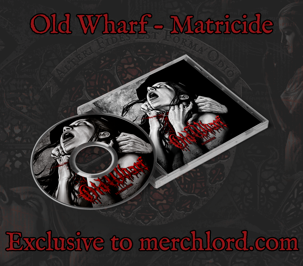 Image of Old Wharf - Matricide - /50 Jewel Case
