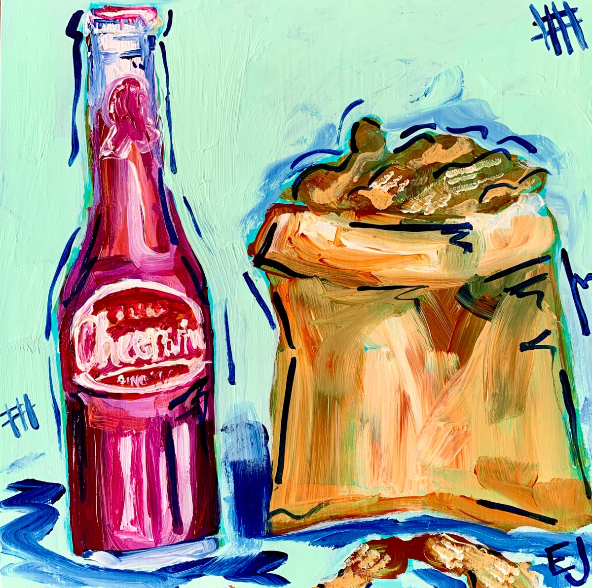 Image of Cheerwine and Boiled Peanuts