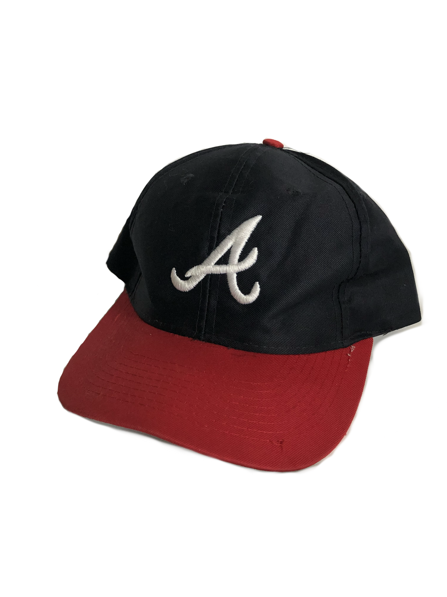 Image of Vintage Atlanta Braves SnapBack