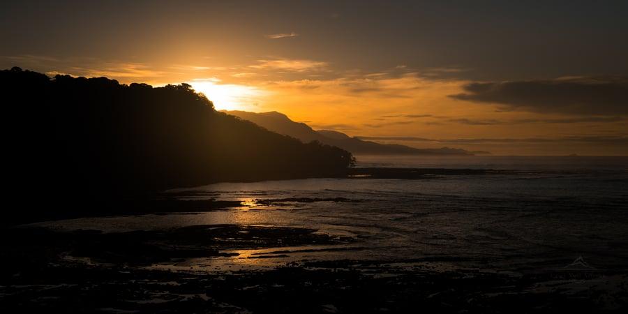 Image of Pacific Sunrise
