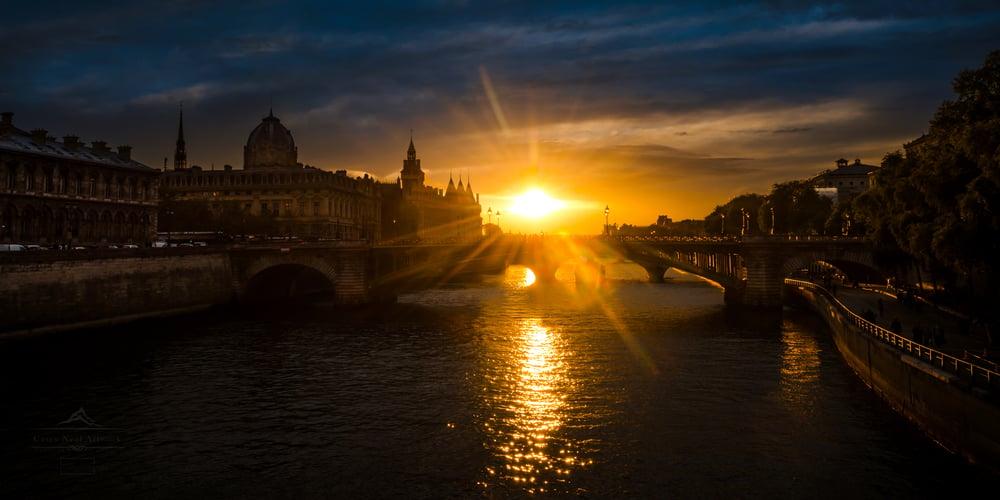 Image of Golden Paris