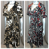 CURVES FOR DAYS WRAP DRESS (other options available)