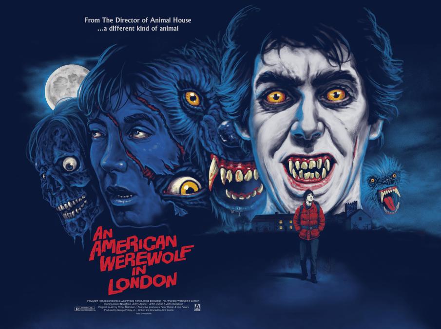 Image of American Werewolf In London