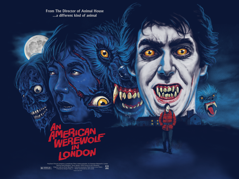 Image of American Werewolf In London