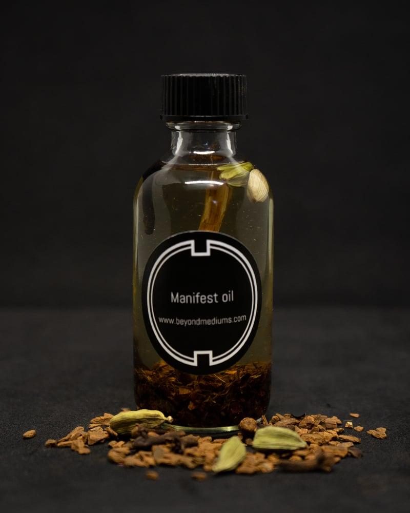 Image of Manifestation oil