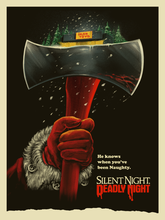 Image of Silent Night, Deadly Night poster