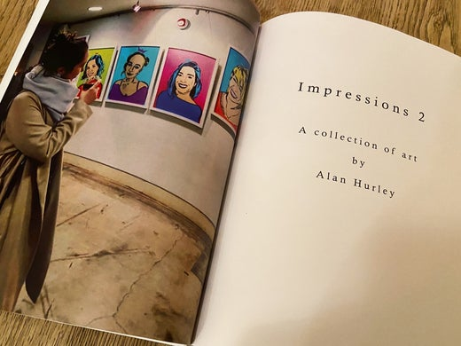 Impressions Volume 2 (Art Book)